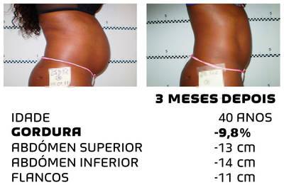 Como perder peso rapidamente - fotos antes e depois - Foto 11