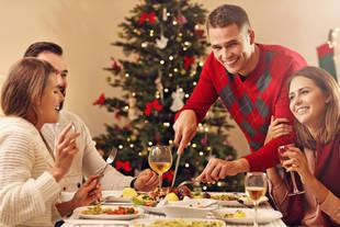 Faça refeições normais mesmo nos dias de Festa!