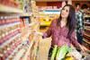 Faça compras sem pressa… e sem fome