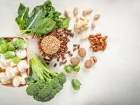 Coma proteína vegetal para viver mais tempo!
