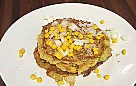 """Após uma ligeira pausa voltamos com as receitas do nosso nutricionista Tomás Barbosa. Receita """"Panqueca de Courgette"""" para um almoço delicioso e saudável..."""