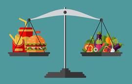 O peso é um dos primeiros indicadores de uma alimentação desequilibrada!