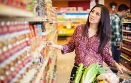 Comprar sin prisas y sin hambre