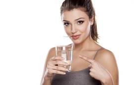 Buvez de l'eau aussi en Hiver