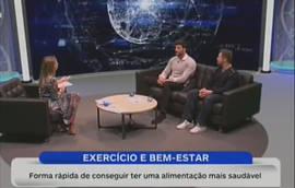 Entrevista no Porto Canal do nosso Nutricionista Dr. Tomás Barbosa e do nosso Fitness Adviser Rodrigo Silva