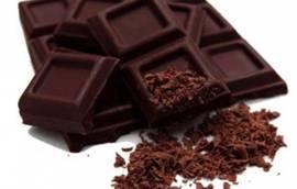 Chocolate negro para a sua pele.