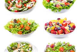 Saladas no Inverno? Sim!