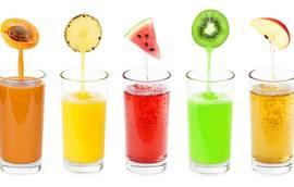Sumos de fruta para combater os efeitos do sol!