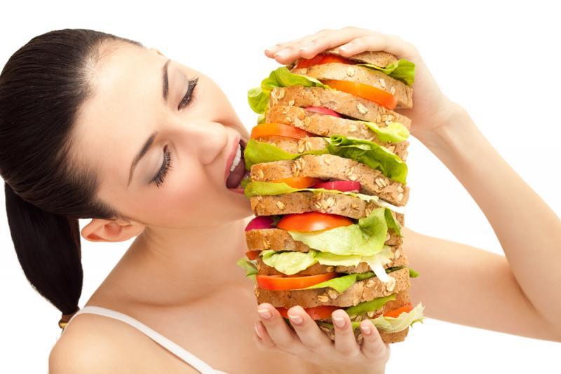 Excesso de comida