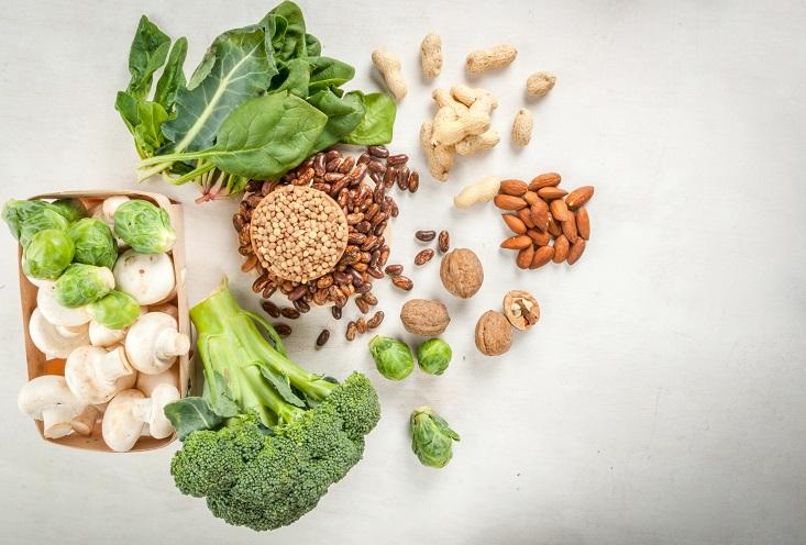 Eat vegetal protein to live longer!