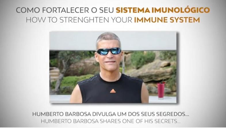 Dr. Humberto Barbosa - Como Fortalecer O Seu Sistema Imunológico