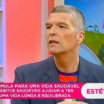 """Dr. Humberto Barbosa no programa """" Queridas Manhãs """" da SIC"""