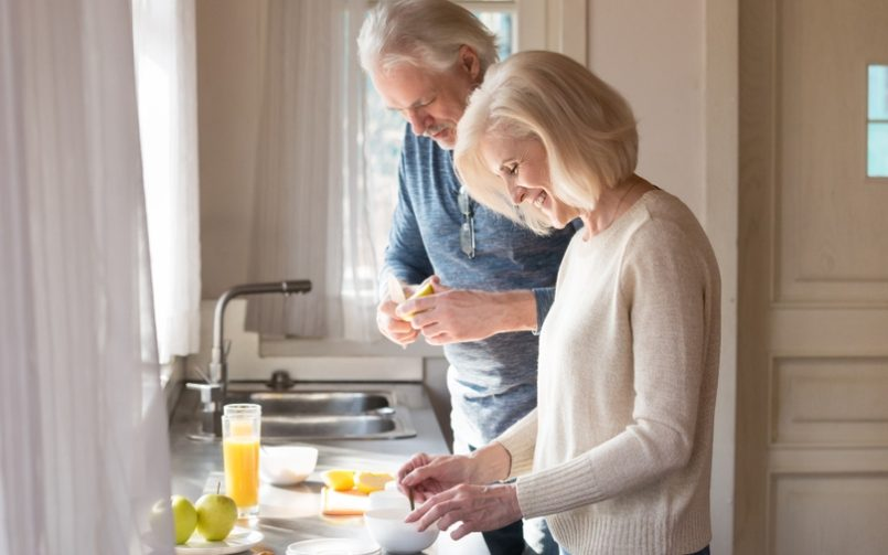 OLDER ADULTS AND NUTRITION
